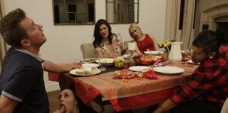 Thanksgiving Dinner Sluts