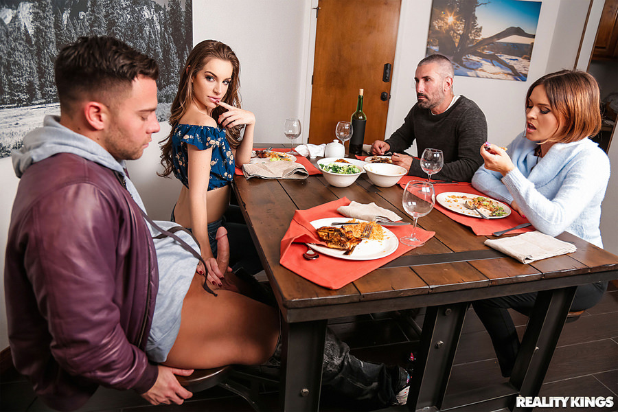 Kimmy granger picked up and fucked
